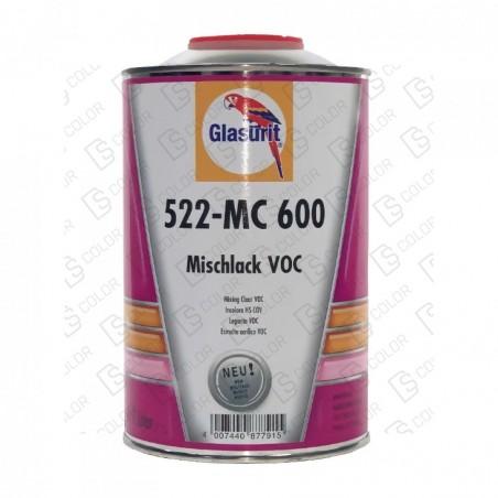 DS Color-SERIE 22-GLASURIT 522-MC600 1LT