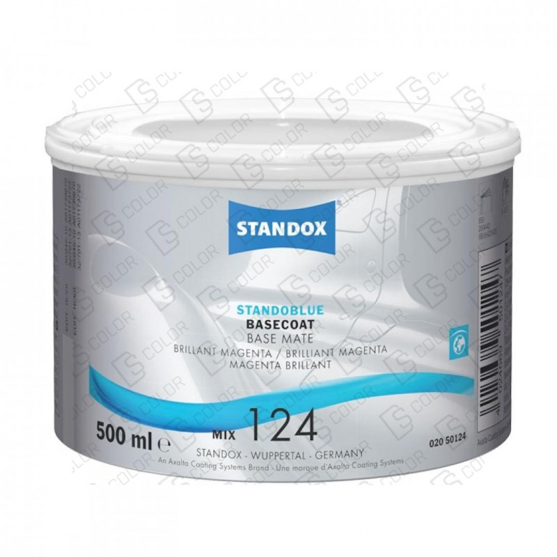DS Color-STANDOBLUE-STANDOBLUE MIX 124 0,5LT