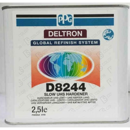 DS Color-PPG CATALIZADORES-PPG D8244 CATALIZADOR LENTO 2,5L.