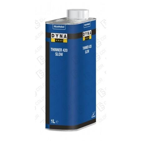 DS Color-DYNACOAT ADITIVOS-DYNACOAT DILUYENTE CLEAR 420 SLOW 1L