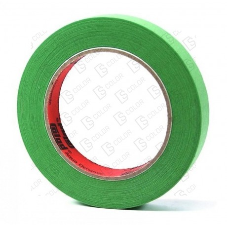 DS Color-ENMASCARADO-COLAD CINTA PERFILAR VERDE 3mm x 55mt