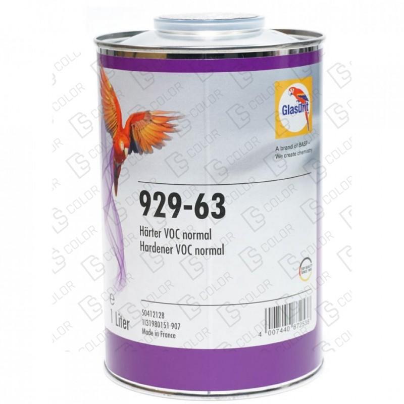 DS Color-GLASURIT CATALIZADORES-GLASURIT CATALIZADOR VOC 929-63 NORMAL 1LT