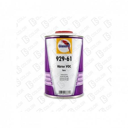 DS Color-GLASURIT CATALIZADORES-GLASURIT CATALIZADOR VOC 929-61 RAPIDO 1LT