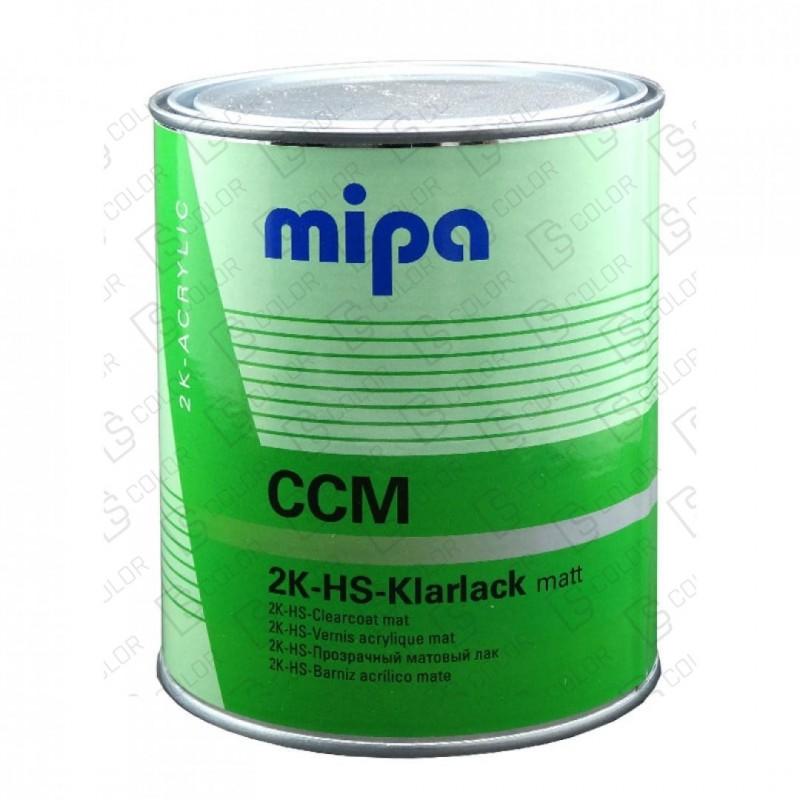 DS Color-MIPA-MIPA BARNIZ 2K MATE 1LT