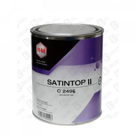 RM BARNIZ SATINTOP II C2496 0.75LT