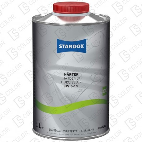 DS Color-STANDOX CATALIZADORES-STANDOX CATALIZADOR HS 5-15 1LT (rapido)