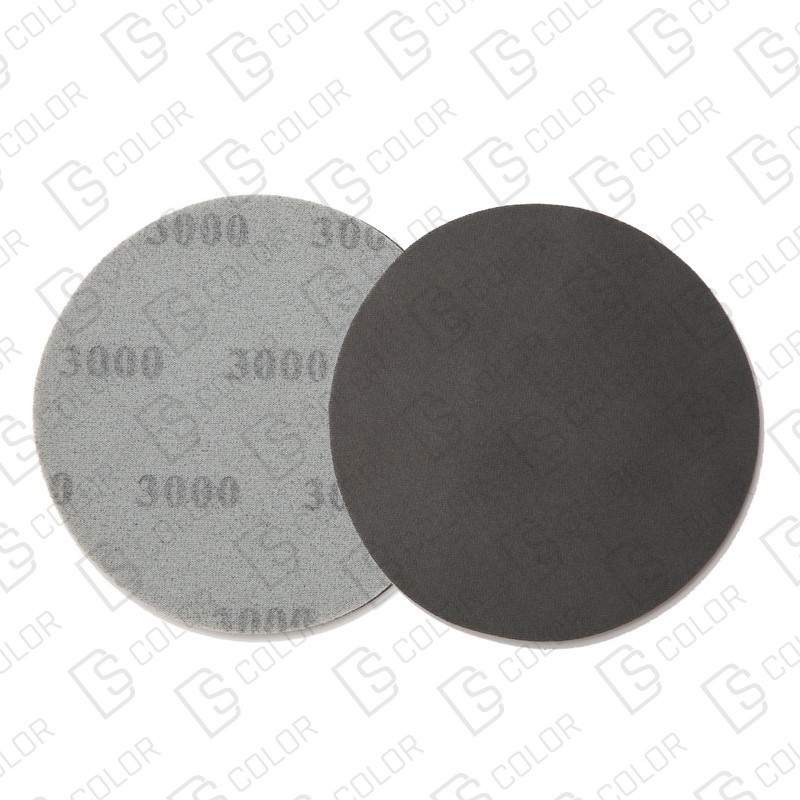 DS Color-DISCOS DE ESPONJA-CRS DISCO F1 SKYLON 150MM P500 (UNIDAD)