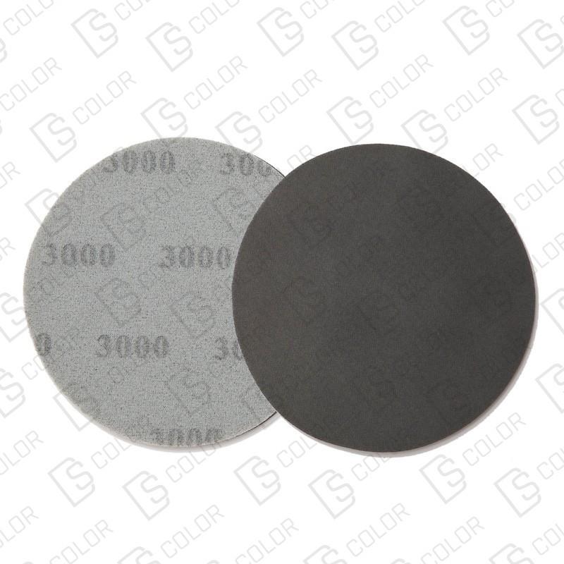 DS Color-DISCOS DE ESPONJA-CRS DISCO F1 SKYLON 150MM P1000 (UNIDAD)