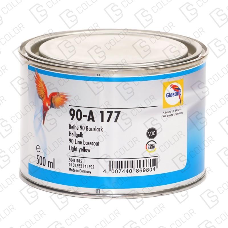 DS Color-SERIE 90-GLASURIT 90-A 177 0.5LT