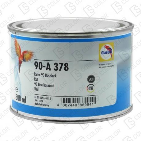 DS Color-SERIE 90-GLASURIT 90-A 378 0.5LT