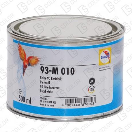 DS Color-SERIE 90-GLASURIT 93-M 010 0.5LT