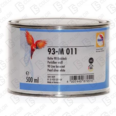 DS Color-SERIE 90-GLASURIT 93-M 011 0.5LT