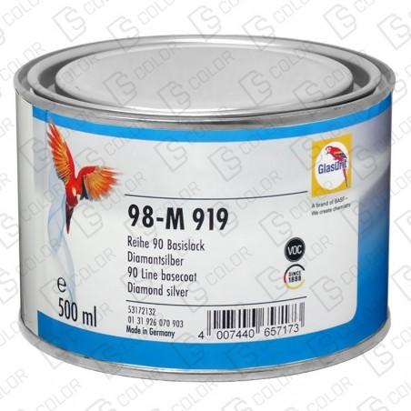 DS Color-SERIE 90-GLASURIT 98-M 919 0.5LT