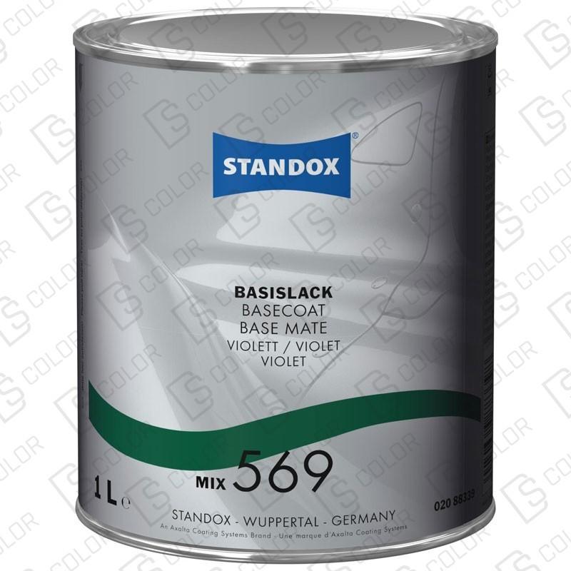 DS Color-BASISLACK-STANDOX 2K MIX 569 1LT S.H MB520