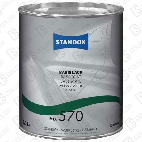 STANDOX 2K MIX 570 3.5LT  S.H MB501