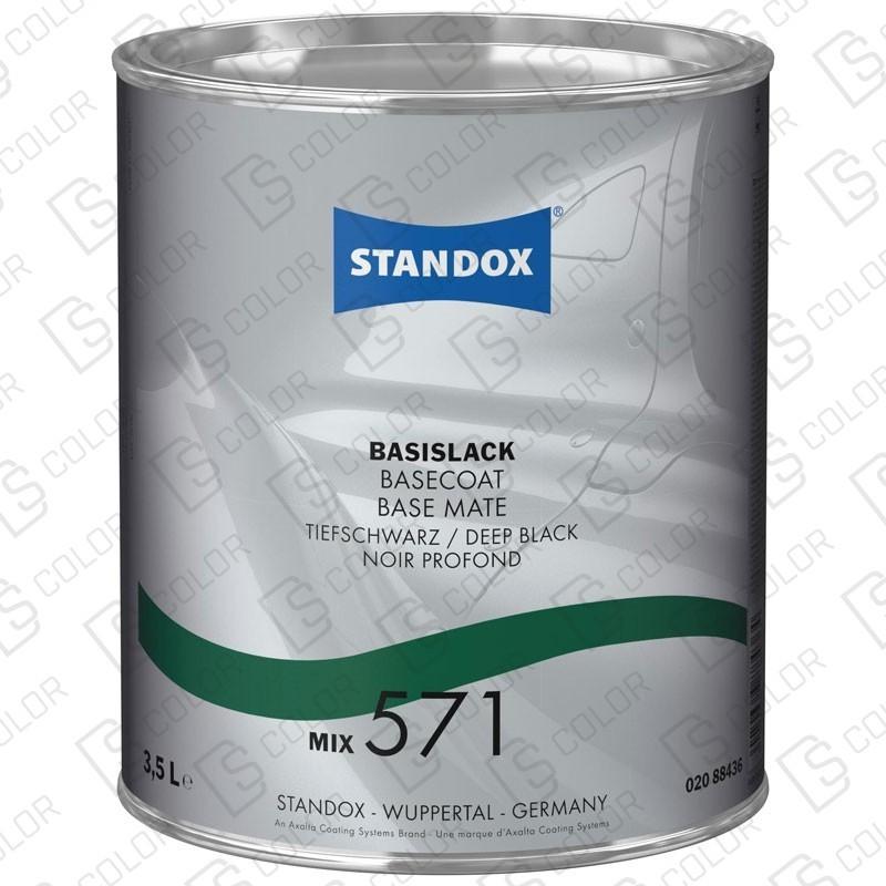DS Color-BASISLACK-STANDOX 2K MIX 571 3.5LT S.H. MB502
