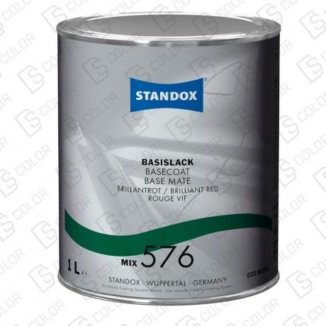 DS Color-BASISLACK-STANDOX 2K MIX 576 1LT S.H. MB529