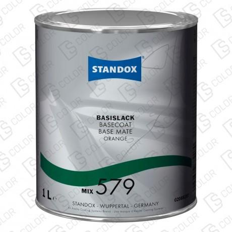 DS Color-BASISLACK-STANDOX 2K MIX 579 1LT S.H. MB535