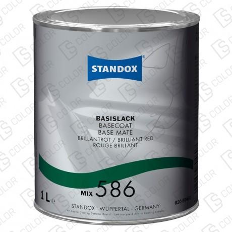 DS Color-BASISLACK-STANDOX 2K MIX 586 1LT S.H. MB524
