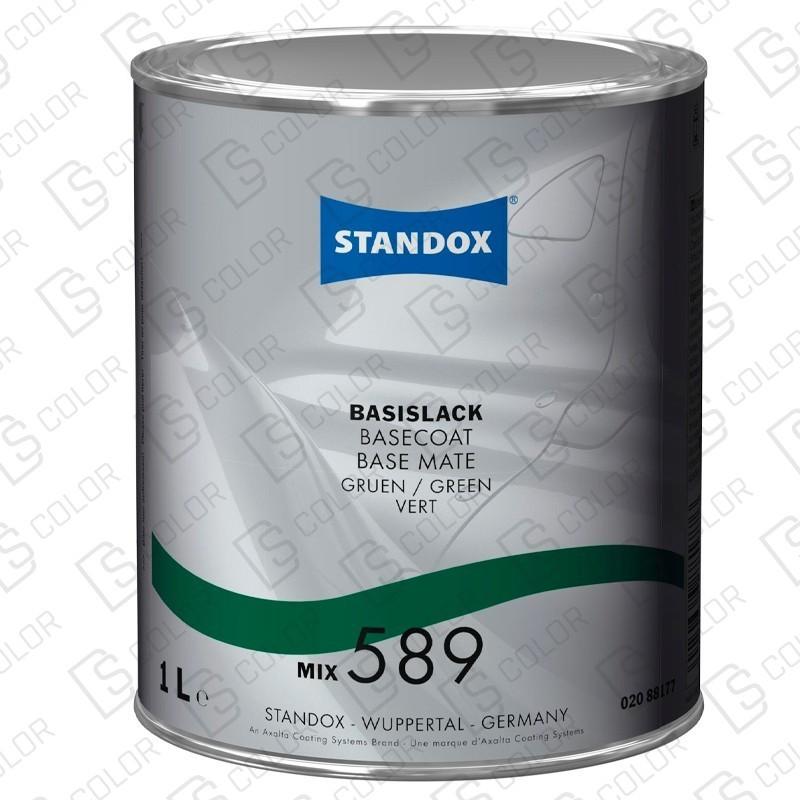 DS Color-BASISLACK-STANDOX 2K MIX 589 1LT S.H MB538