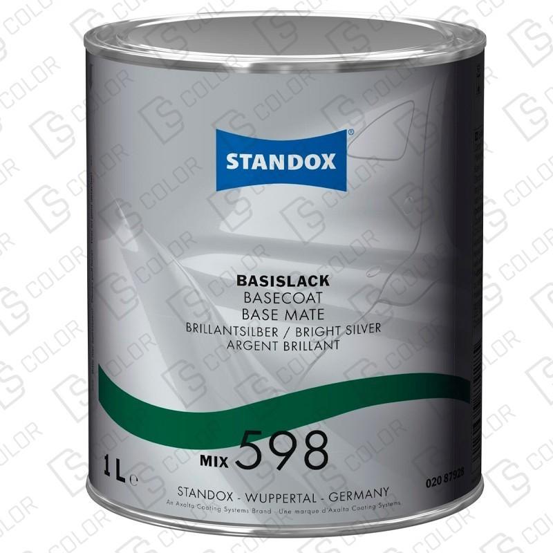 DS Color-BASISLACK-STANDOX 2K MIX 598 1LT S.H. MB510