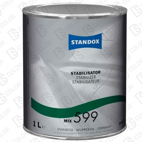 DS Color-BASISLACK-STANDOX 2K MIX 599 1LT S.H. MB299