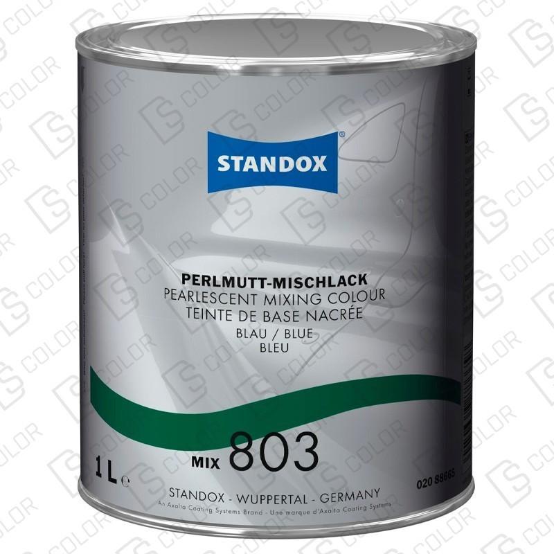 DS Color-BASISLACK-STANDOX 2K MIX 803 1LT S.H. MB593