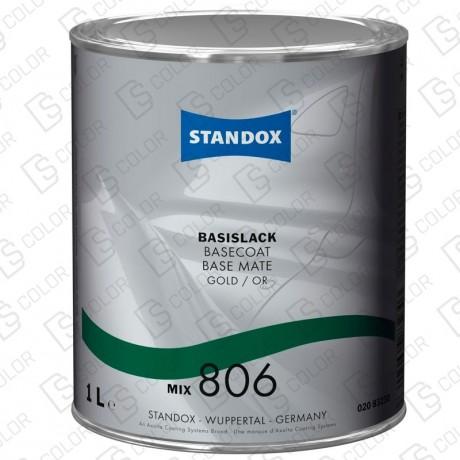 DS Color-BASISLACK-STANDOX 2K MIX 806 1LT S.H. MB579