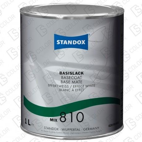 DS Color-BASISLACK-STANDOX 2K MIX 810 1 LT S.H. MB542