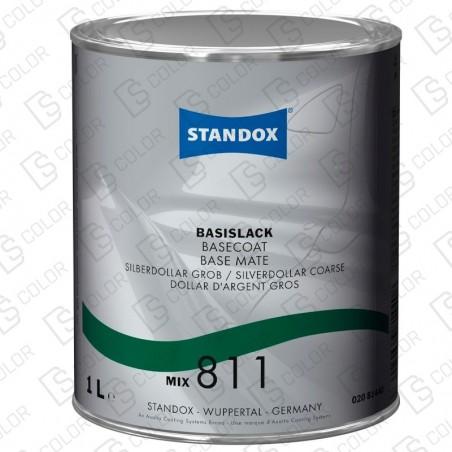 DS Color-BASISLACK-STANDOX 2K MIX 811 1LT S.H. MB558