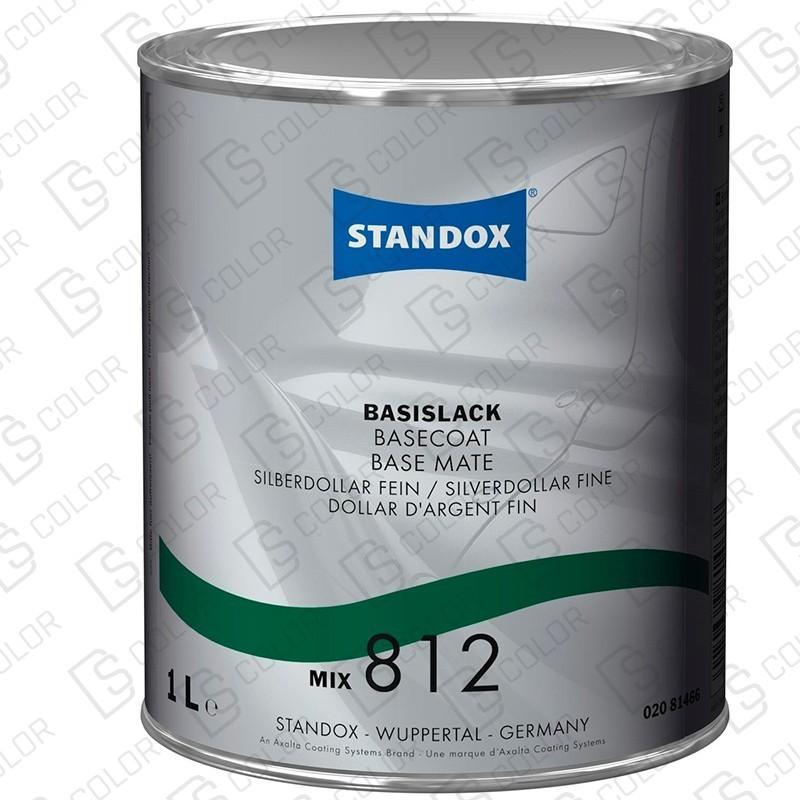 DS Color-BASISLACK-STANDOX 2K MIX 812 3.5LT S.H. MB557