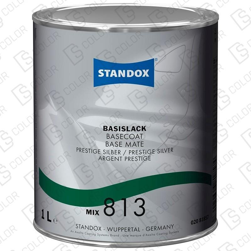 DS Color-BASISLACK-STANDOX 2K MIX 813 1L S.H MB549