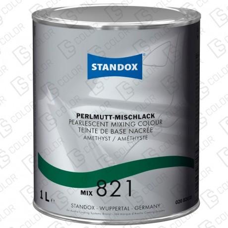 DS Color-BASISLACK-STANDOX 2K MIX 821 1 LT S.H. MB568