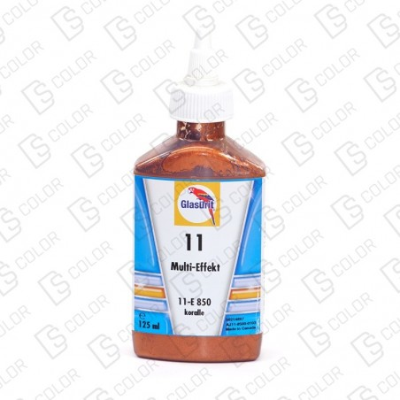 DS Color-SERIE 11-GLASURIT 11-E850 0.125LT