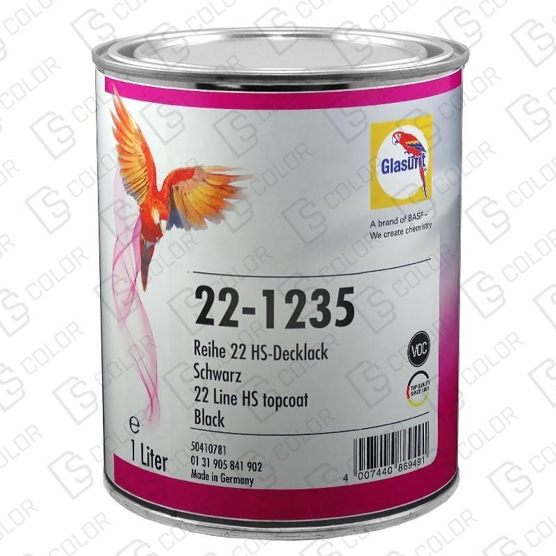 DS Color-SERIE 22-GLASURIT 22-1235 1L.