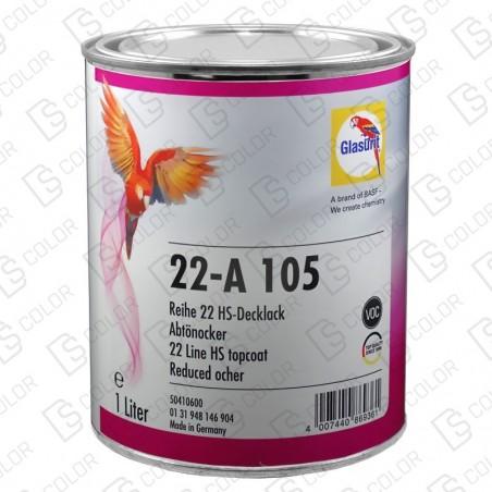 DS Color-SERIE 22-GLASURIT 22-A 105 1LT.