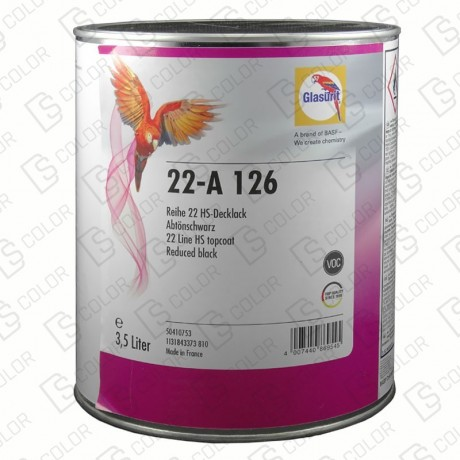 GLASURIT 22-A 126 3,5LT.