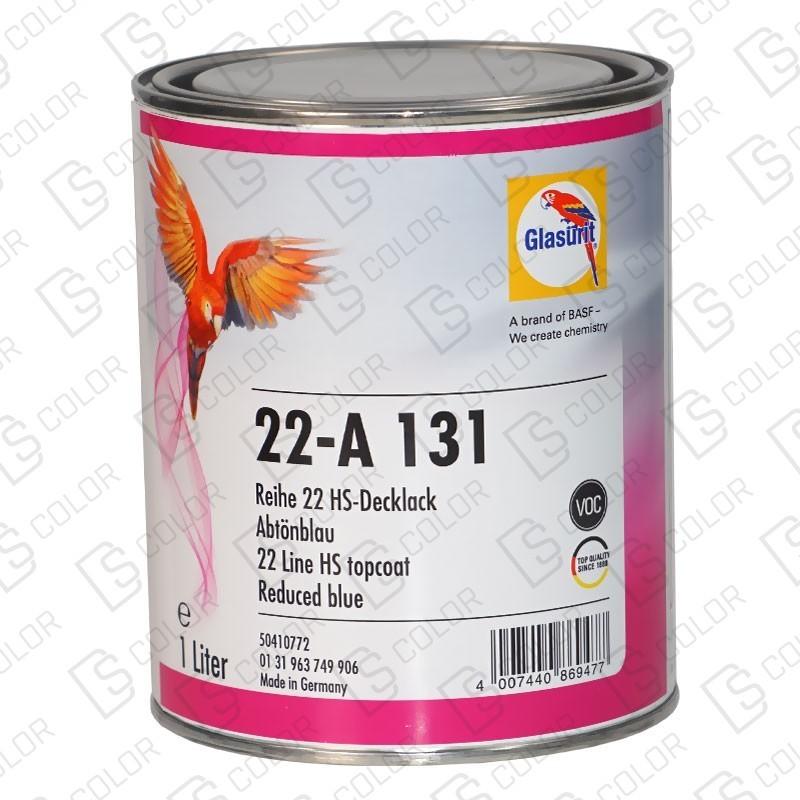 DS Color-SERIE 22-GLASURIT 22-A 131 1LT.