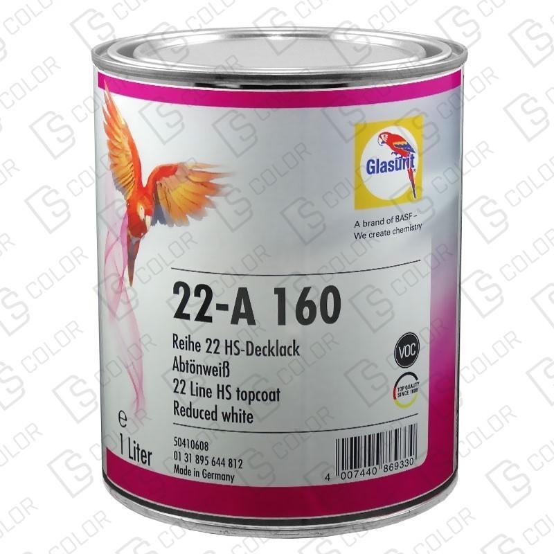 DS Color-SERIE 22-GLASURIT 22-A 160 1LT.