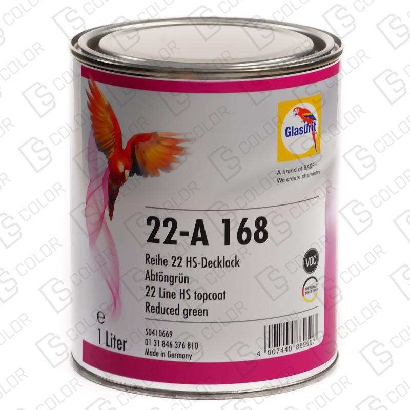DS Color-SERIE 22-GLASURIT 22-A 168 1L.