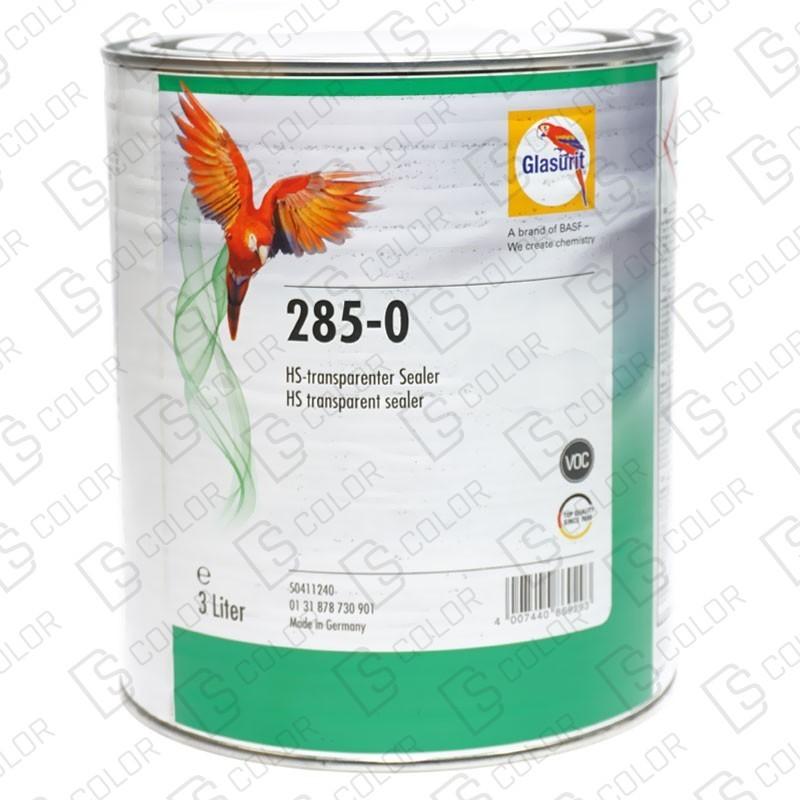 DS Color-GLASURIT APAREJOS-GLASURIT 285-0 APAREJO SELLADOR TRANSPARENTE 3L.