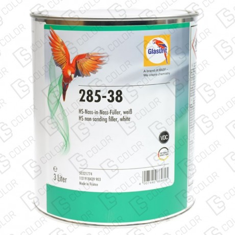 GLASURIT APAREJO 285-38 3LT BLANCO