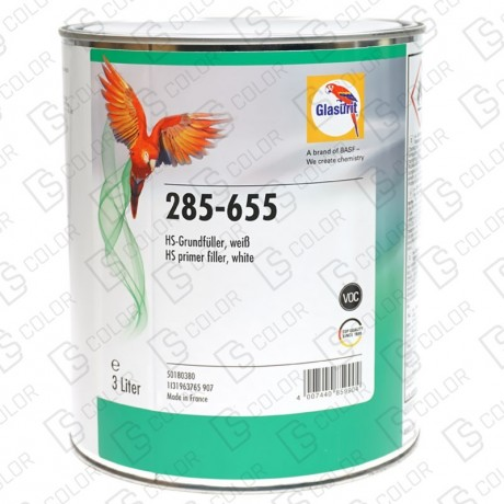GLASURIT APAREJO 285-655 3LT BLANCO