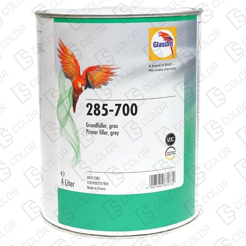 DS Color-GLASURIT APAREJOS-GLASURIT APAREJO 285-700 4LT GRIS