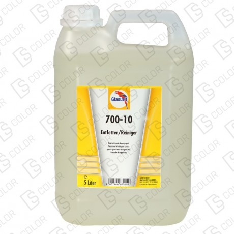 GLASURIT DESENGRASANTE LIMPIADOR 700-10 5LT