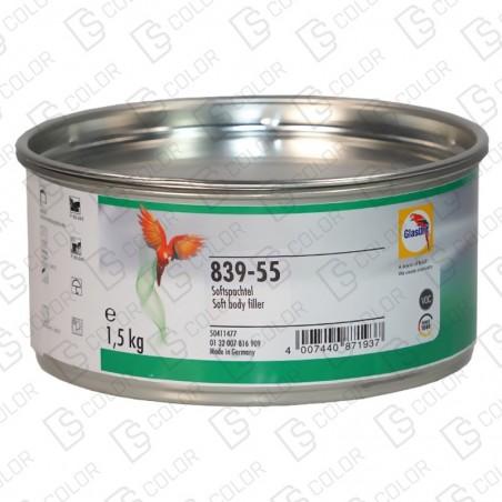 DS Color-GLASURIT MASILLAS-GLASURIT MASILLA 839-55 LIJADO FACIL 1,5KG