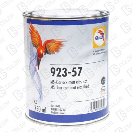 DS Color-GLASURIT BARNICES-GLASURIT 923-57 BARNIZ ELASTICO SEMIOPACO 0,75