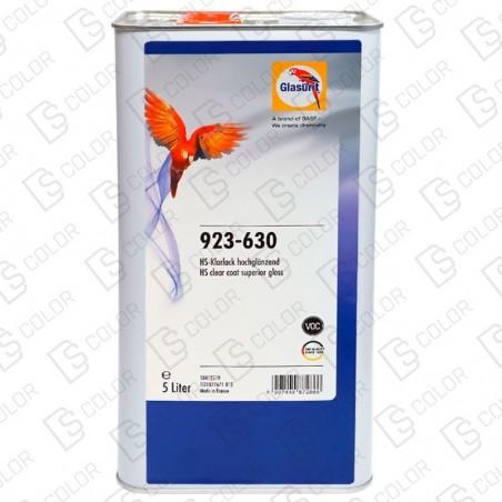 DS Color-GLASURIT BARNICES-GLASURIT BARNIZ HS VOC 923-630 5L ALTO BRILLO