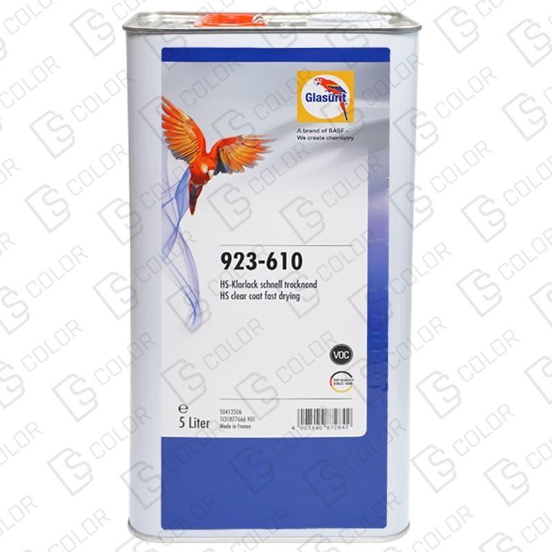 DS Color-GLASURIT BARNICES-GLASURIT BARNIZ HS VOC SECADO RAPIDO 923-610 5L