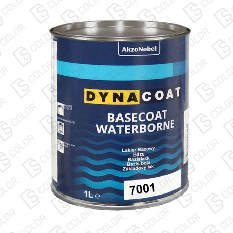 DS Color-BASECOAT WATERBORNE-DYNACOAT WB 7001 1L
